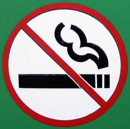 Rygning forbudt i sengen